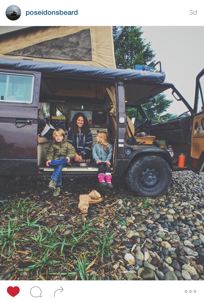 Explore the #vanlife hashtag on Different Drum blog.