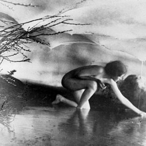 Photographer Anne Brigman