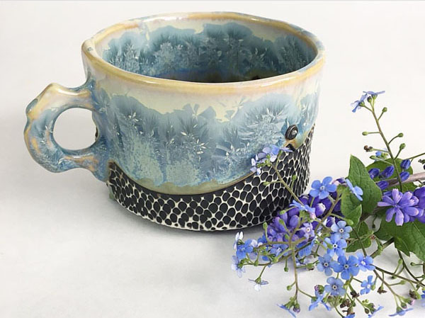 Handcrafted Mug by Dawnatkin on Instagram
