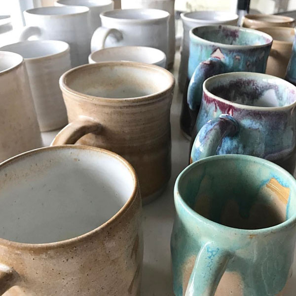 Handcrafted Mugs by theluytemporium on Instagram.