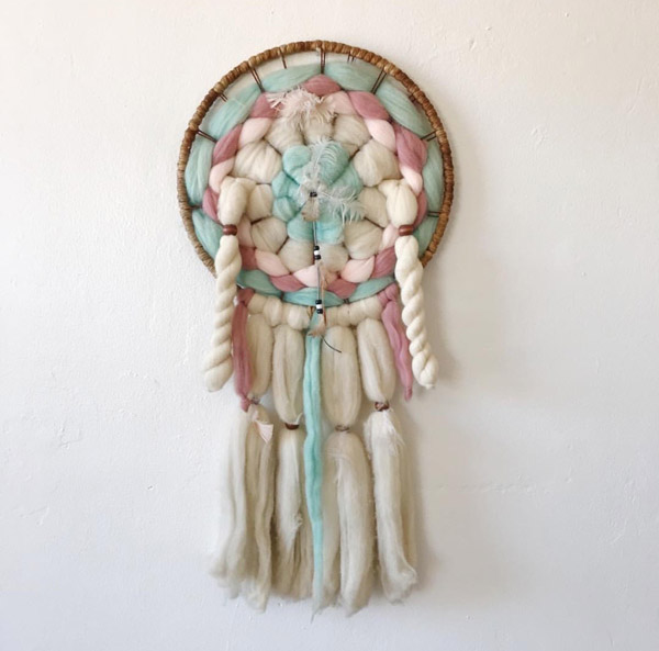 Dreamcatcher from Shop Taprut on Etsy.