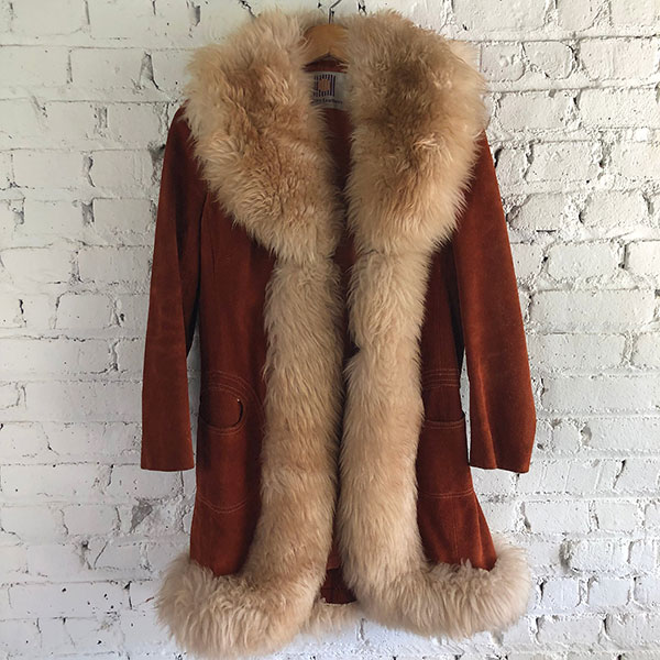 Vintage Penny Lane coat offered by VintageMagicFind